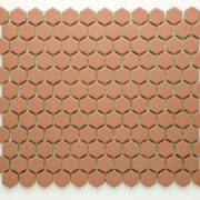 Mozaika Hexagon H HXA 24 hnědá 2,3×2,6 mat protiskluz_3