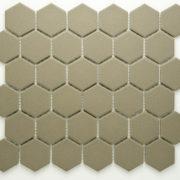 Keramická glazovaná mozaika světle šedá_3