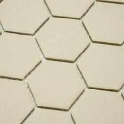 Keramická glazovaná mozaika bílá_2