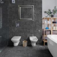 Dlažba imitace kamene Nativa koupelna