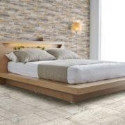Dlažba imitace kamene Nativa ložnice