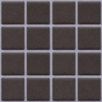 Mozaika Palette Uni neglazovaná tm.hnědá B1SGI 7005