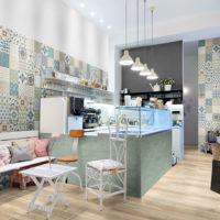 Obklad do kuchyně patchwork Alhambra_2