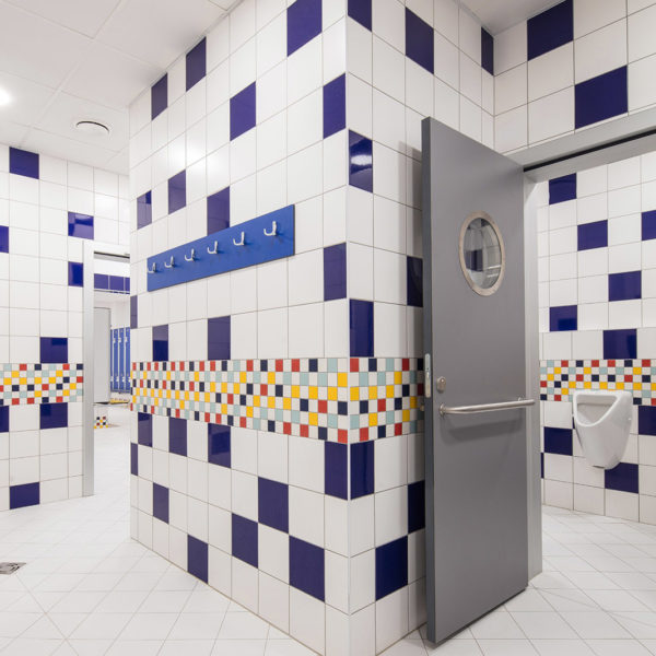 Color One Rako šatna a toalety