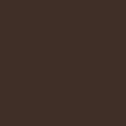 Obklad Rako Color One tmavě hnědá 20×20 lesk