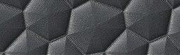 Dekor Mystic Cemento Conglomerate Black Border 5,5x59,8