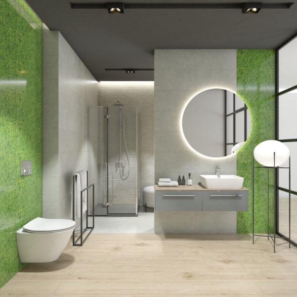 Fresh Moss koupelna