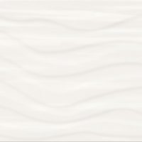 Obklad Soft Romantic White Satin Wave Structure 29,8x59,8