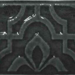 Obklad Stucci Decor Charcoal 7,5x23