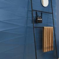 Koupelna Gravity modrá 2