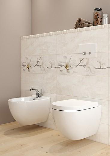 Koupelna Stone Flowers 2
