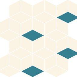Mozaika Colour Blink Mosaic Diamond Mix 28x29,7