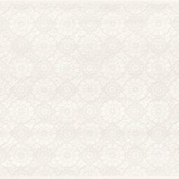 Obklad Ferano White Lace Inserto Satin 24x74