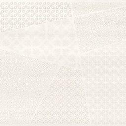 Obklad Ferano White Patchwork Inserto Satin 24x74