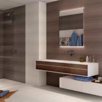 Avangarde koupelna