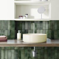 Kolekce Amazonia Jade Estudio Ceramico koupelna