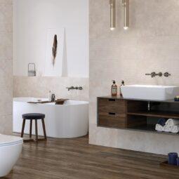 Koupelna Honey Stone