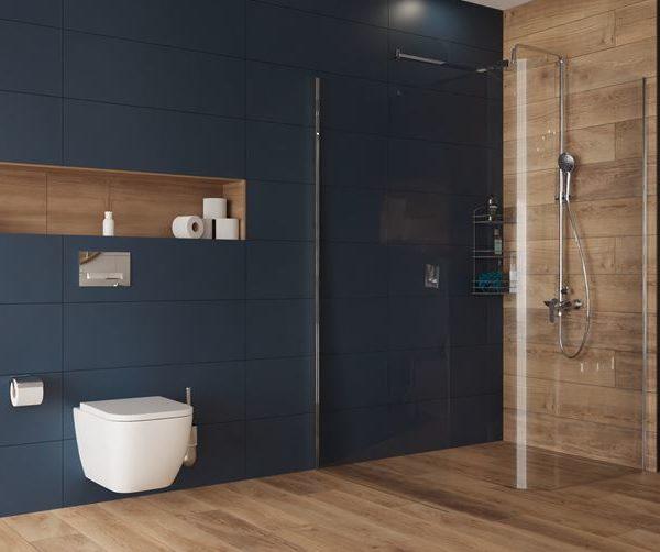 Koupelna Love You Navy Blue 5