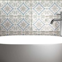 Koupelna Morris Estudio Ceramico Dekor