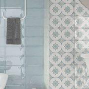 Koupelna Morris Estudio Ceramico Rose Ocean