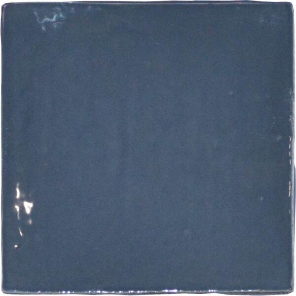 Obklad Crayon Ash Blue glossy 13×13