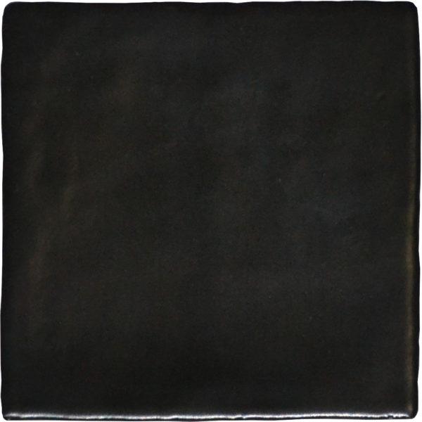 Obklad Crayon Black matt 13×13