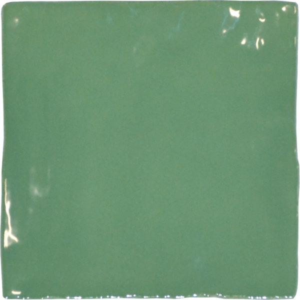 Obklad Crayon Green glossy 13×13