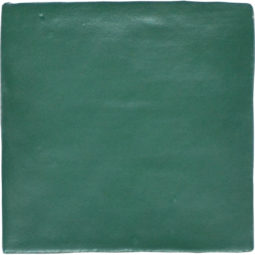 Obklad Crayon Marine Green matt 13x13