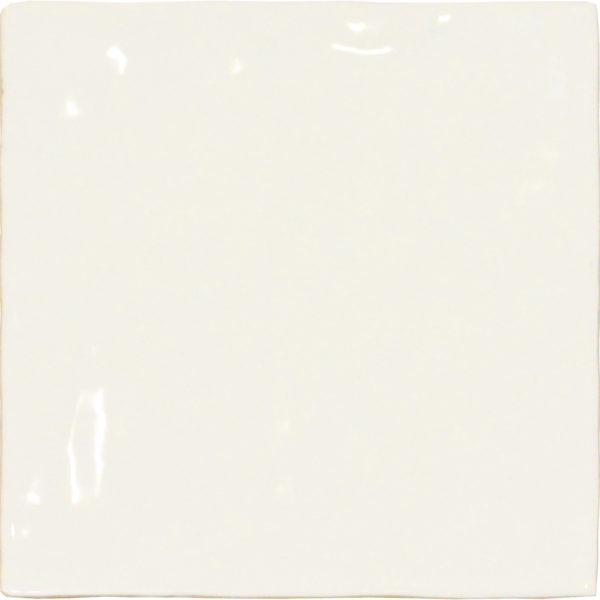 Obklad Crayon White glossy 13×13