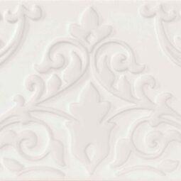 Obklad Morris Dahlia All White 12,5x25