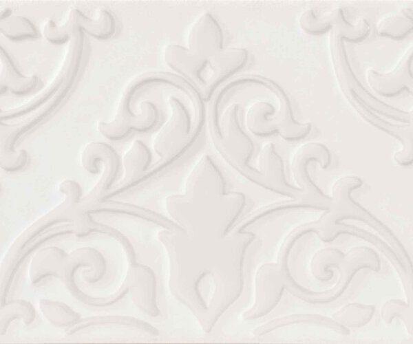 Obklad Morris Dahlia All White 12,5×25
