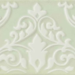 Obklad Morris Dahlia Green Mamba 12,5x25