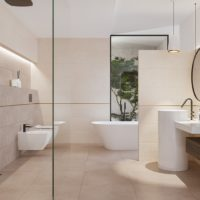 Koupelna Arego Touch 1