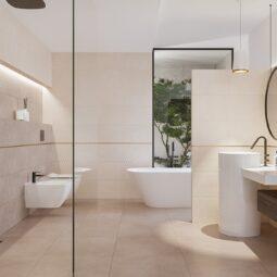 Koupelna Arego Touch