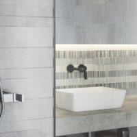 Koupelna Concrete Stripes 2