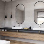Koupelna Grey Blanket 5