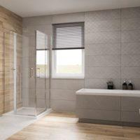 Koupelna Grey Blanket 6