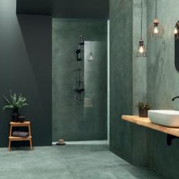 Koupelna Patina Plate