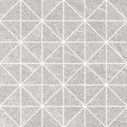 Mozaika Grey Blanket Triangle Mosaic Micro 29×29