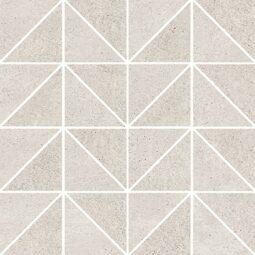 Mozaika Keep Calm Grey Triangle Mosaic matt 29x29