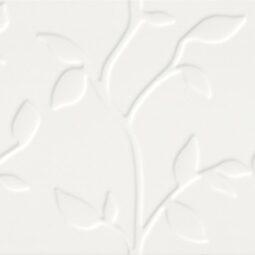 Obklad Winter Vine White Structure