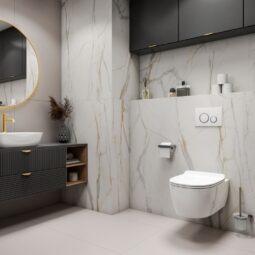 Koupelna Marmo d´Oro