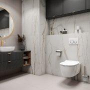 Marmo d Oro koupelna